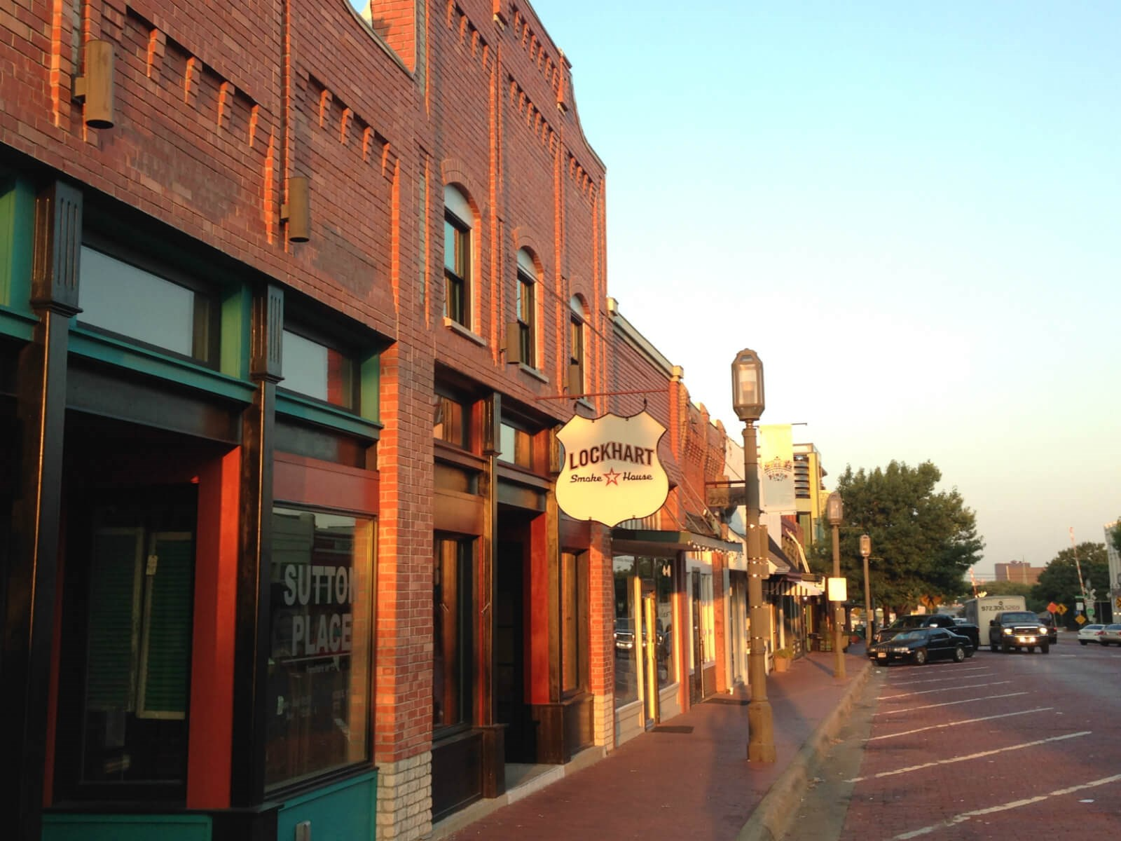 Image of Historic Downtown Plano